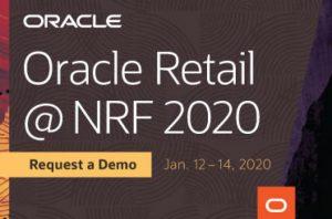 Oracle Retail @ NRF 2020